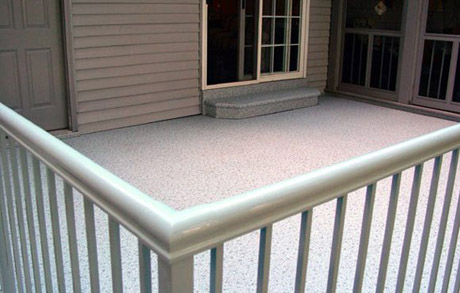 ... New Jersey Waterproofing Roof Deck